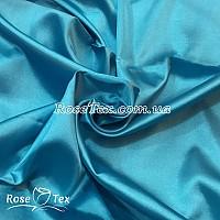 Стрейчевый атлас (Светло-голубой)