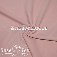 Креп дайвинг люрекс нежно-розовый