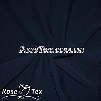 Вискоза с начесом темно-синий