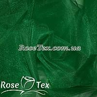 Фатин мягкий зеленый