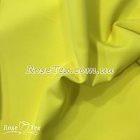 Креп костюмка (Флорида) - желтый