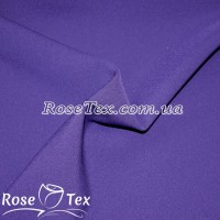 Креп костюмка (Флорида) - фиолет