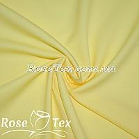 Креп роуз желтый
