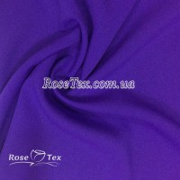 Креп шифон (фиолетовый)