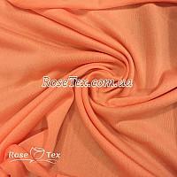 Подкладка трикотажная Морковный