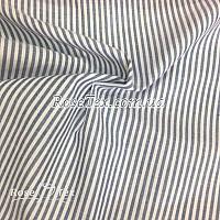 Рубашка принтованная полоска серая 3мм