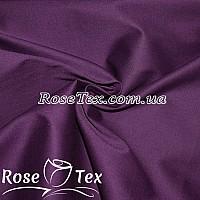 Рубашка однотонная фиолетовый