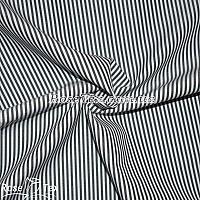 Рубашка принтованная полоска черная 2мм