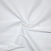 Рубашка стрейч Белый