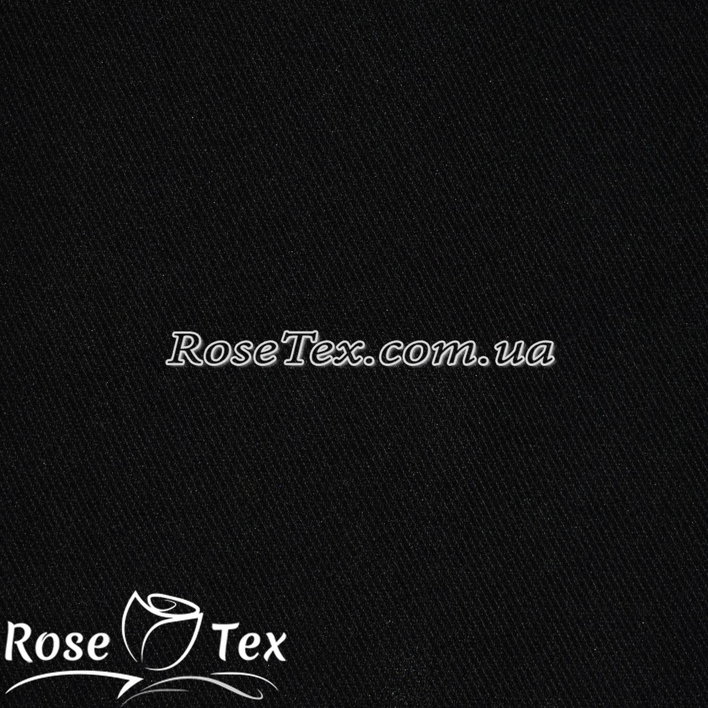 Купити тканину Джинс бенгалін чорний  оптом і в роздріб за вигідною ... abda7f0ec03ba