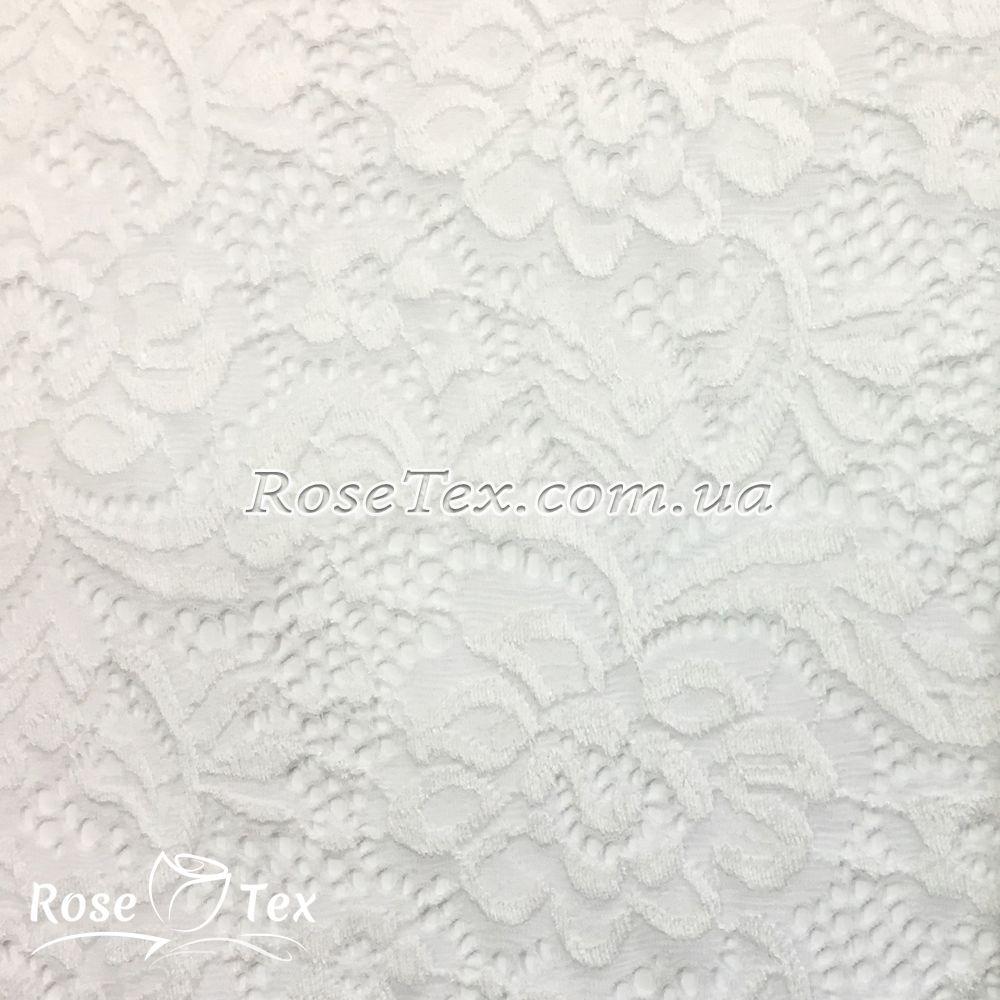 67bf4c95cc43 Купить ткань Гипюр кружево розы
